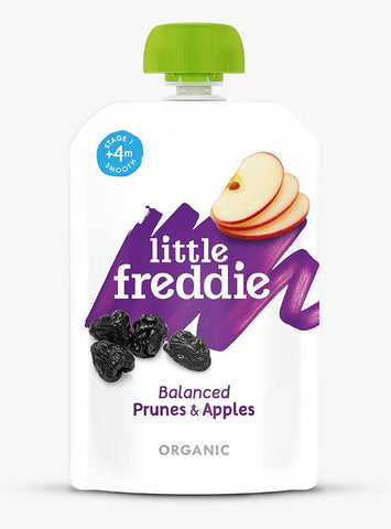 Little Freddie 100g Balanced Prunes & Apple