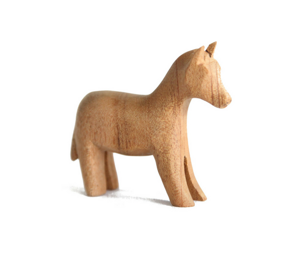 Seed Studio Toys Wooden Animal Set