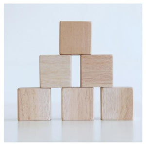 Seed Studio Toys Wooden Blocks (set of 6)