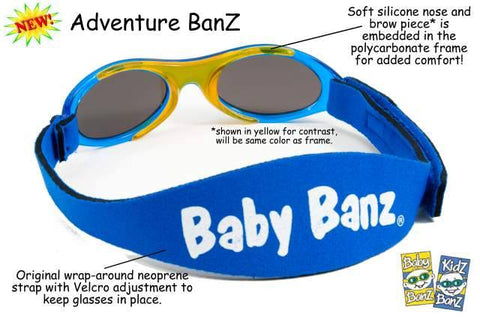 Banz Baby Adventure Sunglasses