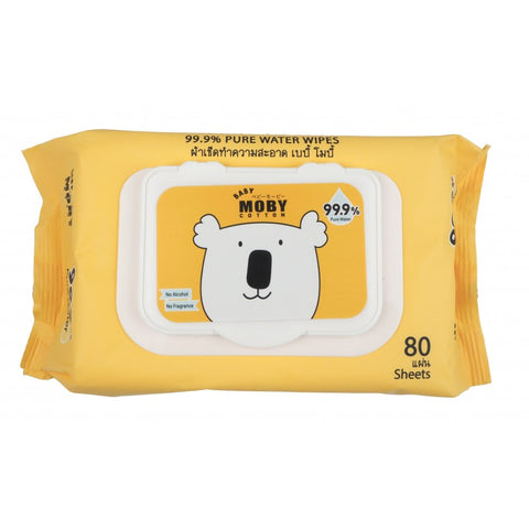 Baby Moby Water Wipes