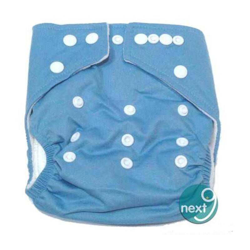 Next9 Cloth Diaper Blue