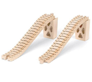 Maple Landmark Track Bridge Set