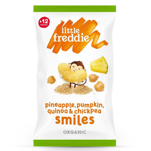 Little Freddie 44g Pineapple, Pumpkin, Quinoa & Chickpea