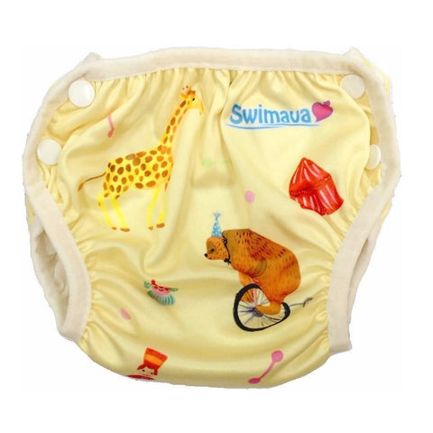 Swimava Swim Diaper Circus