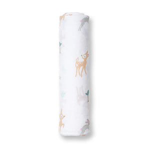 Lulujo Cotton Muslin (Single) - Little Fawn