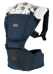 I-Angel Denim Hip Seat Carrier