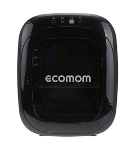 Ecomom Double UV Sterilizer with Anion - Black (PREORDER)