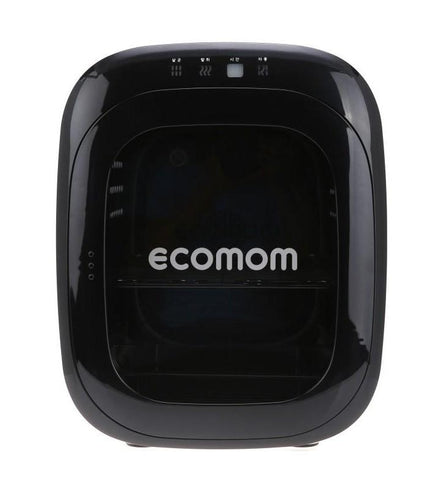 Ecomom Double UV Sterilizer with Anion - Black