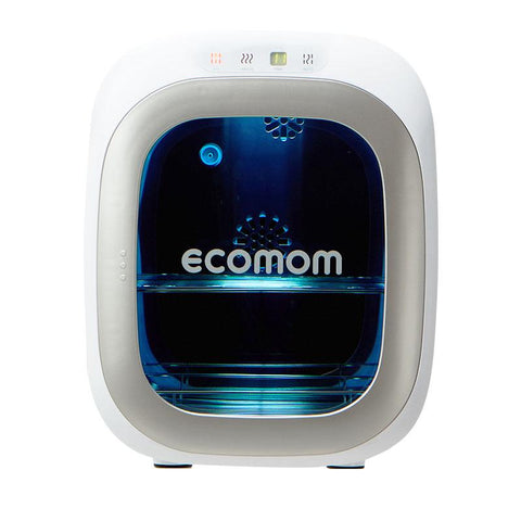 Ecomom Double UV Sterilizer with Anion - Silver