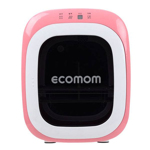Ecomom UV Sterilizer with Anion - Pink