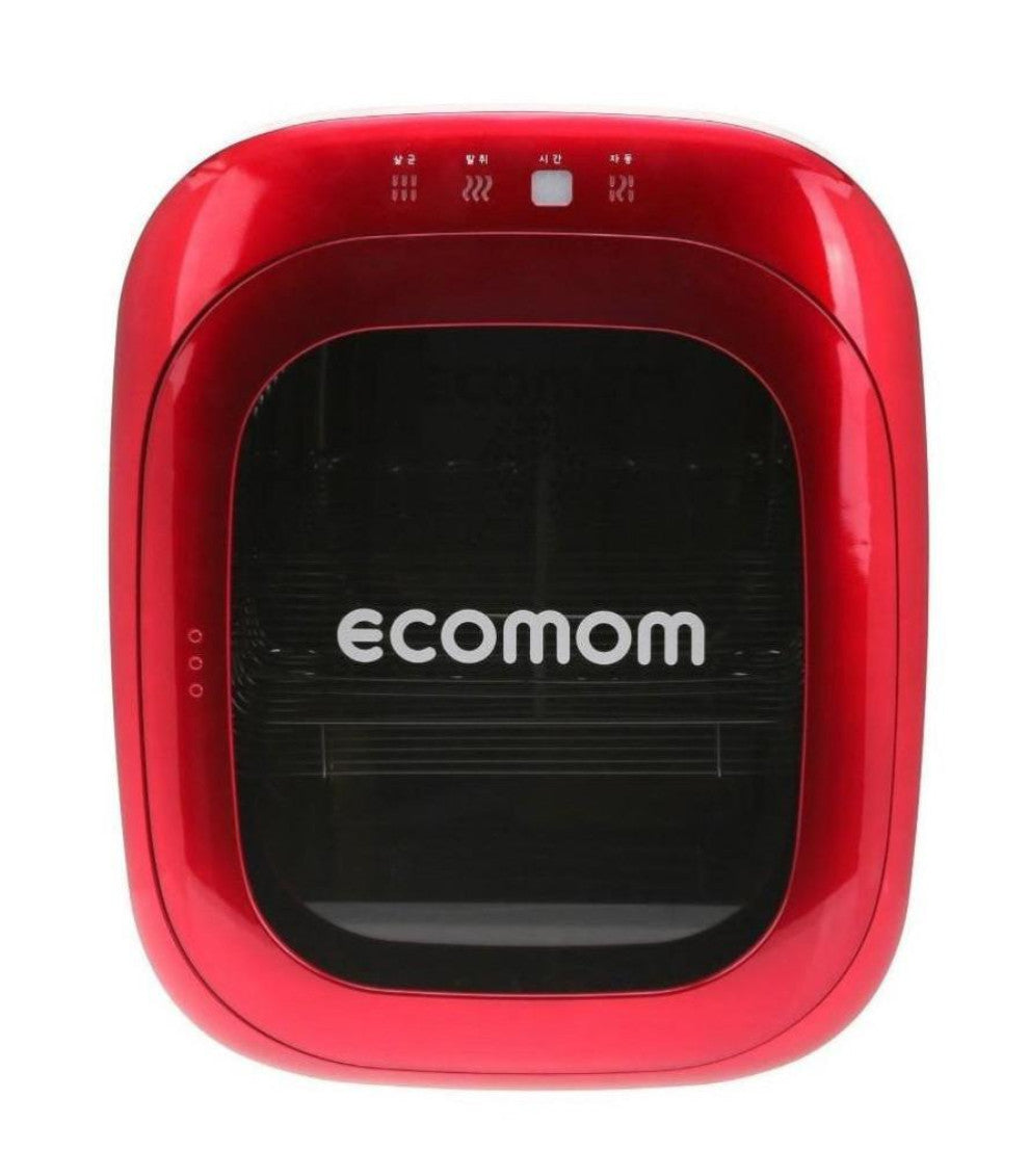 Ecomom Double UV Sterilizer with Anion - Red