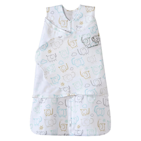 Halo Sleepsack Swaddle Elephant