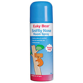 Euky Bear Sniffly Room Spray 100g