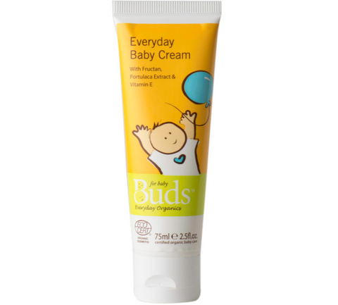 Buds Baby Organics Everyday Baby Cream 75ml