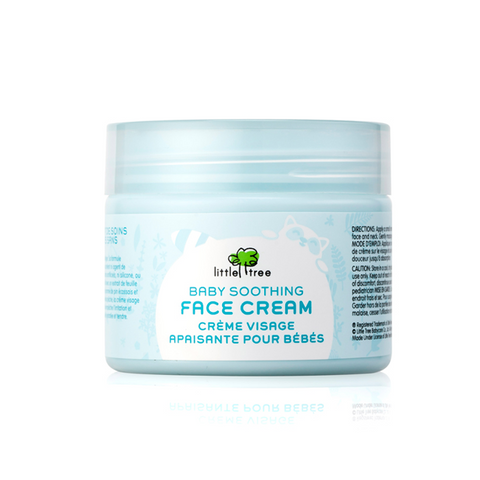 Little Tree Baby Soothing Face Cream 60ml