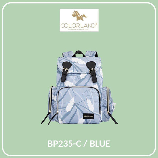 Colorland Fancy Youth Mummy Bag Diaper Backpack