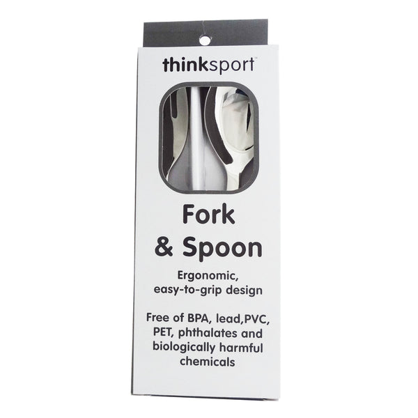 Thinksport Fork and Spoon Set