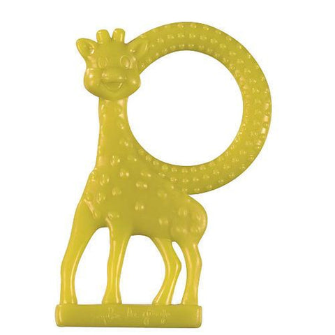 Sophie Vanilla Teether - Green