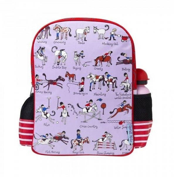 Tyrell Katz Backpack - Horse