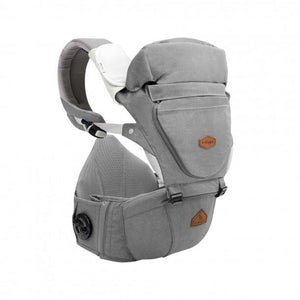 I-Angel Hip Seat Carrier Dial - Grey