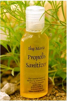 Ilog Maria Propolis Sanitizer 50ml