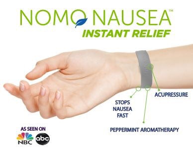 Nausea Relief Band Benefits