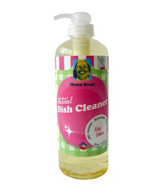 Messy Bessy Natural Dish Cleaner Kiwi Lemon 500 ml