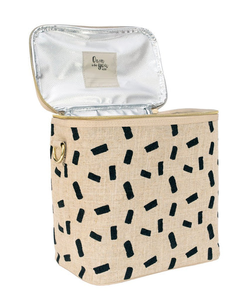 So Young Insulated Cooler Bags (Large) - Modern Block