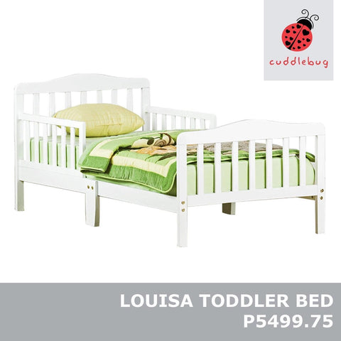Cuddlebug Louisa Toddler Bed