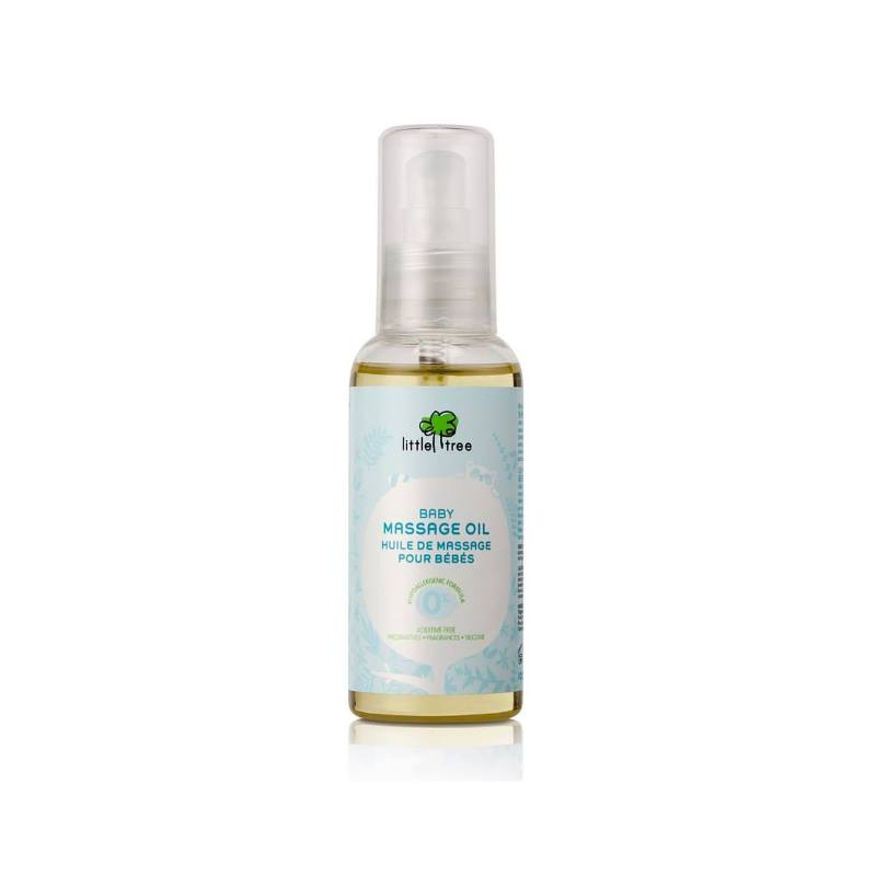 Little Tree Baby Massage Oil 100ml
