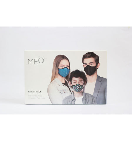 MEO Face Mask Family Pack