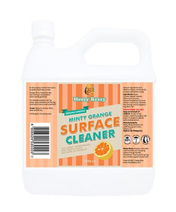 Messy Bessy Minty Orange Surface Cleaner 2 L