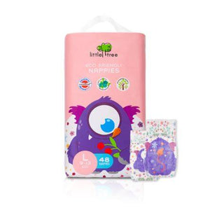 Little Tree Ecofriendly Nappies Monster