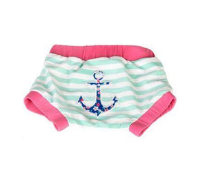 Banz Baby Nappy Swim Diapers - Anchor