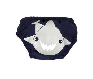 Banz Baby Nappy Swim Diapers - Shark