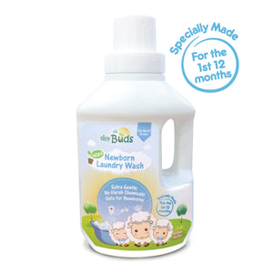 Tiny Buds Newborn Laundry Liquid Wash - 1Liter
