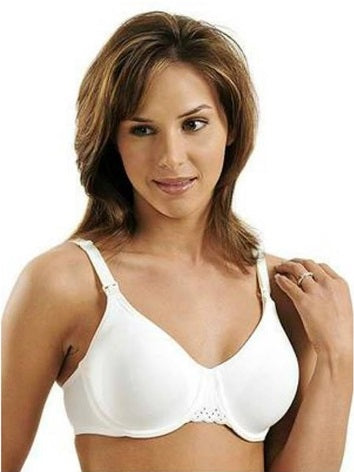 Leading Lady 470X Organic Molded Underwire Nursing Bra Natural