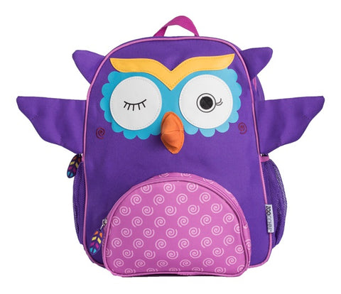 Zoocchini Toddler Backpacks - Olive the Owl