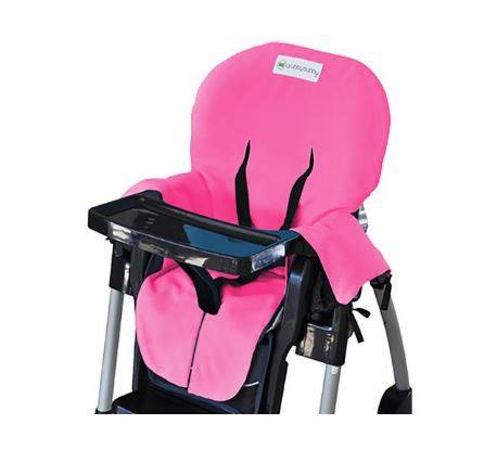 Grubby Bubby Highchair Cover - Pink