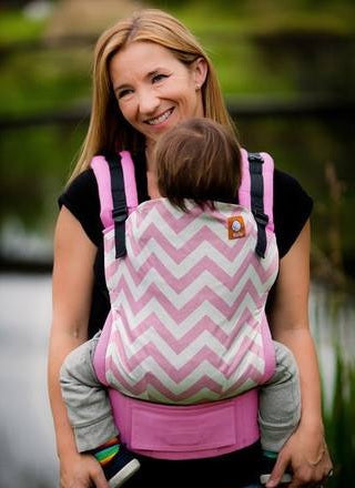 Tula Baby Carrier Pink ZZ