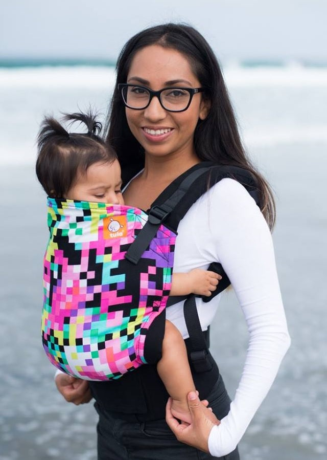 Tula Baby Carrier Pixelated
