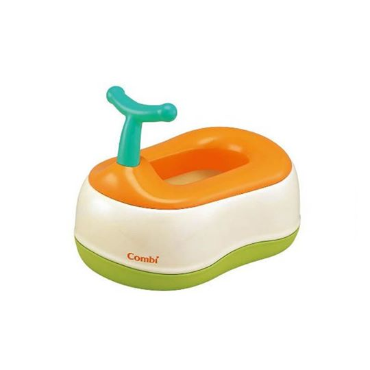 Combi Baby Label: Toilet Trainer