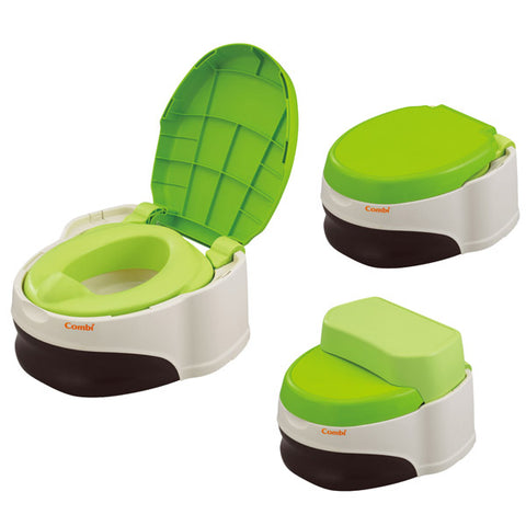 Combi Baby Label: Step Up Potty