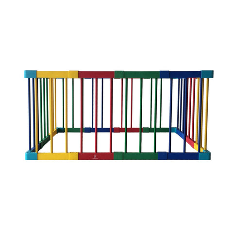 Cuddlebug Play Fence - Primary