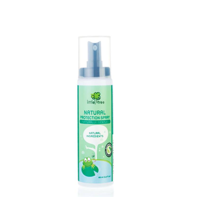 Little Tree Natural Protection Spray 65ml