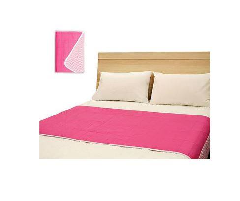 Brolly Sheets Waterproof Bed Pad w/ Wings - Queen