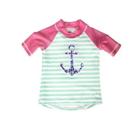 Banz Kidz Short Sleeve Rash Top