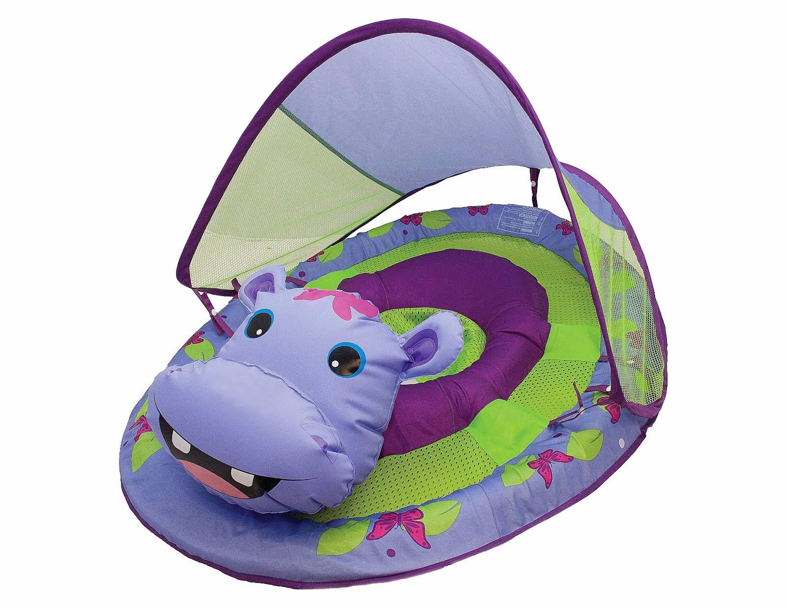 Swimways Animal Friends Spring Float - Hippo