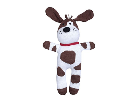 "Zubels Woofers the Spotted Dog (12"" doll)"